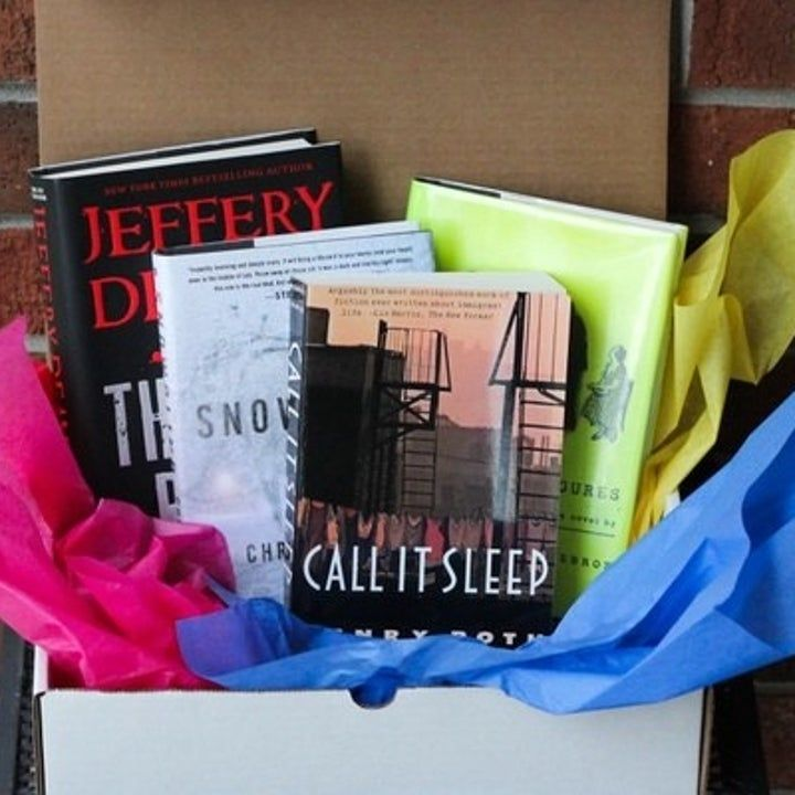 Book Themed Subscription Boxes