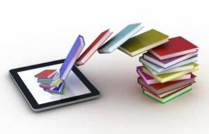 Online Literature Book App 1